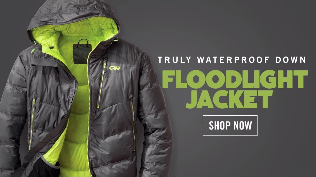 Outdoor research floodlight jacket youtube outdoor research floodlight jacket aloadofball Gallery