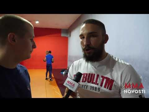 MMA Novosti: Intervju sa Aleksandar Jankovic povodom borbe u Ceskoj, Danijel Kokora