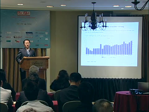 China Investment Symposium GCFF 2007 Toronto Event Video Videography