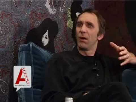 Will Self Interviewed by Robin McGibbon (1/5)