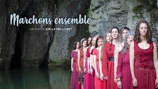 """""""Marchons ensemble"""" de Joelle Mellioret"""