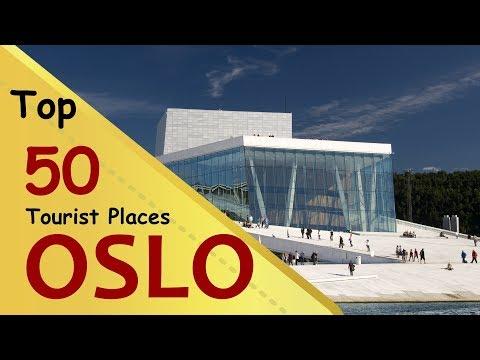 """""""OSLO"""" Top 50 Tourist Places   Oslo Tourism   NORWAY"""