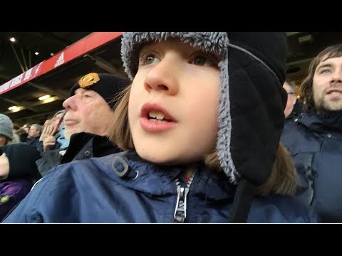 Manchester United v Brighton & Hove Albion | Match Day Vlog | Premier League | 25.11.2017