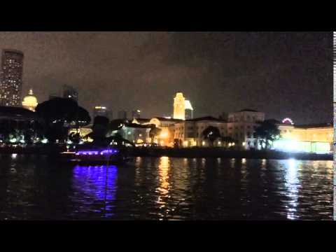 Singapore Timelapse: The Colonial District