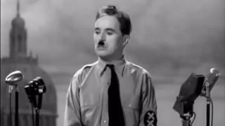 Чарли Чаплин Великий Диктатор Перемотка