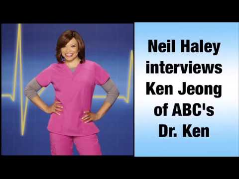 Neil Haley interviews Ken Jeong of ABC's Dr. Ken