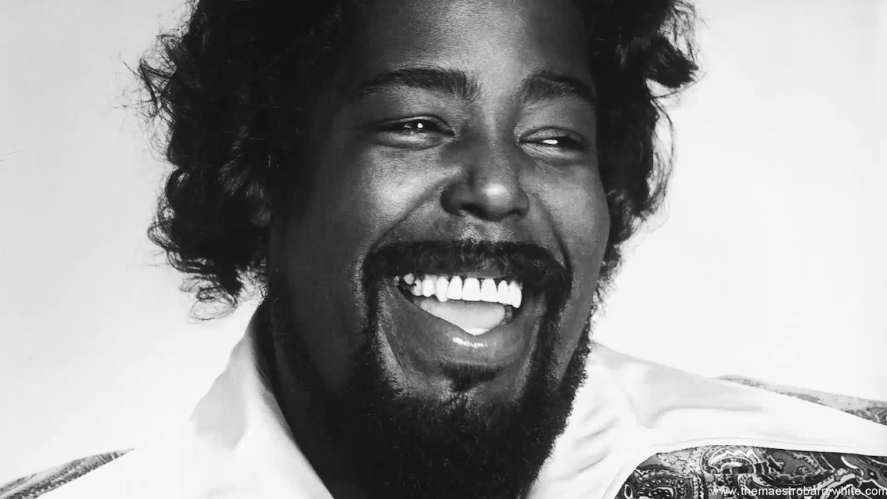 Barry White interview (1999) - YouTube