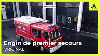 Découvrez un camion de pompiers : l'engin de premier secours
