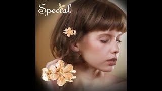 Специальный зажим sen для ручной нескользящей кромки захвата женский зажим слушайте звук цветов