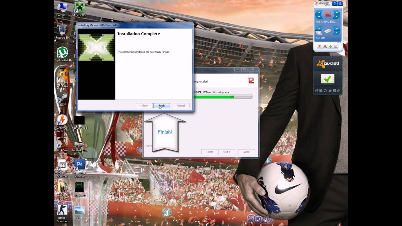 Fifa Manager 2012 Download Crack Jocuritutorial Youtube