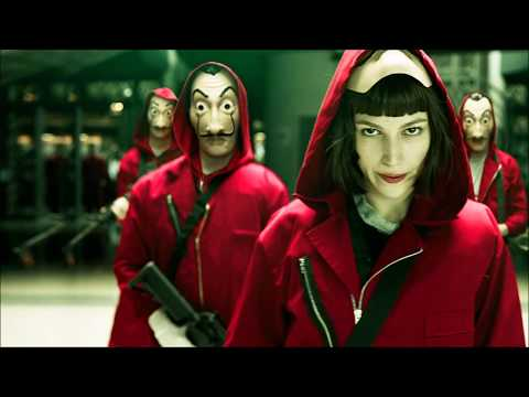(LEGENDADO) Abertura La Casa de Papel. Música - Cecilia Krull - My Life is Going On