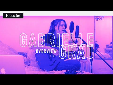 Focusrite // Scarlett Solo Studio 3rd Gen - Overview feat. Gabrielle Grau