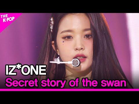 IZ*ONE, Secret story of the swan (아이즈원, 환상동화) [THE SHOW 200630]