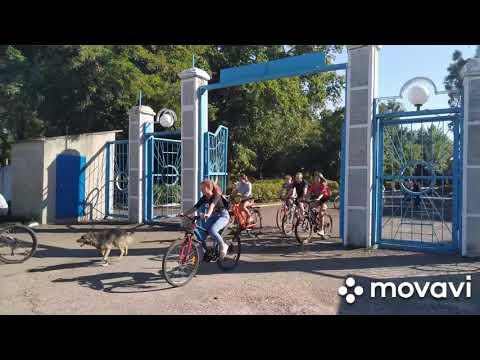 г Новогродовка велочелендж2019
