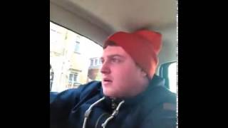 English man  2015 singing Bhangra song fat man slap slapping you must watch