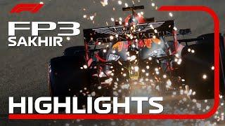 2020 Sakhir Grand Prix: FP3 Highlights