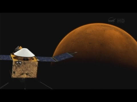 NASA to send new MAVEN space craft to explore Mars atmosphere