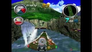 Hydro Thunder - Gameplay Dreamcast HD 720P