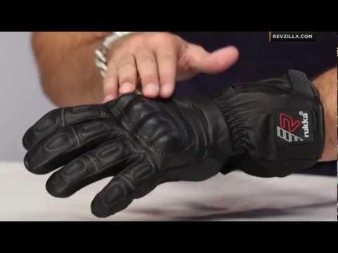 Rukka R-Star 2-In-1 Gloves Review at RevZilla.com
