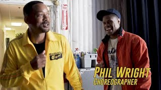 The Secret To How I Make Social Media Videos - Will Smith | Choreography by Phil Wright
