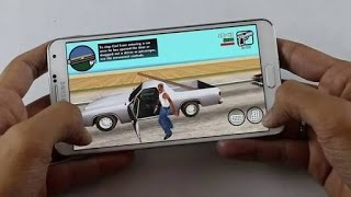 How to use cheat codes on gta android game without root