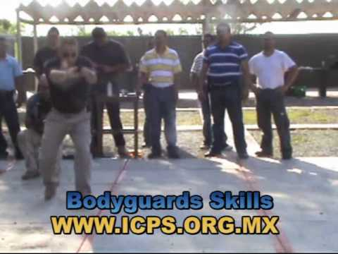 Bodyguards Skills & VIP Protection 7.wmv