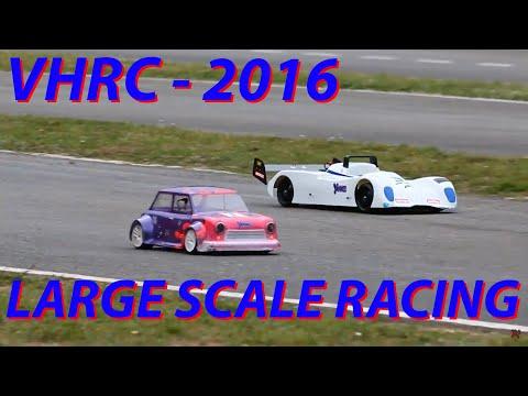 "VHRC 2016 - 1/4 Scale RC Model: Quarter scale ""Open"""