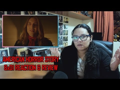 American Horror Story: Apocalypse 8x01 REACTION & REVIEW