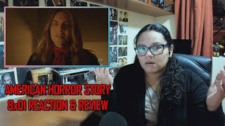 "American Horror Story: Apocalypse 8x01 REACTION & REVIEW ""The End"" 