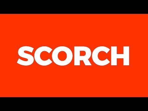 Scorch London - Advertising Agency Introduction