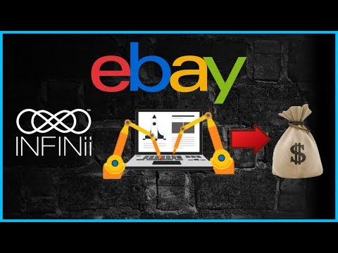 eBay Power Sellers Bulk-Lister Tool🔥 [Video 3] | Drop Shipping Automation Tools (Greek)