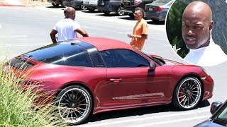 Corey Gamble Drives New $146.6K Porsche To Pick Up New YEEZYs From Kanye West