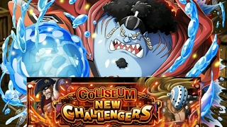 [OPTC Global] Drake Coliseum w Jimbe SAFE RUN