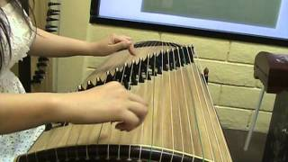 Sound of China Guzheng Tutorial Lesson Seven - 4 (fa) and 7 (ti)