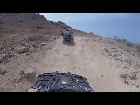 Quad Biking in South Boa Vista 2017 [HD]