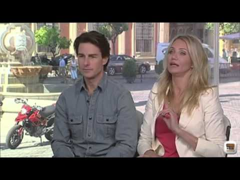 Tom Cruise and Cameron Diaz Knight and Day Interview