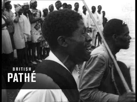 Funeral Of Tom Mboya (1969)