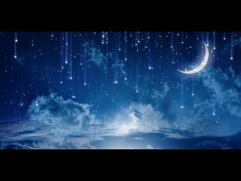 Sky Night Stars Live Wallpaper Youtube