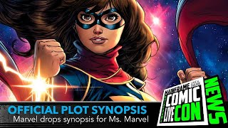 Ms Marvel Plot Synopsis | Kamala Khan Explained