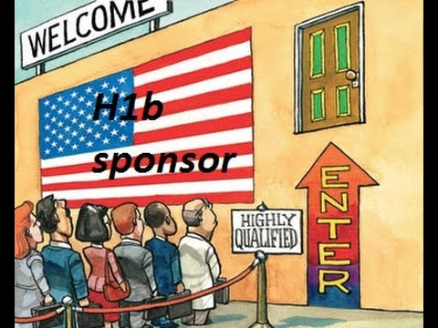 #73.США.Как найти спонсора/работодателя на H1B визу.