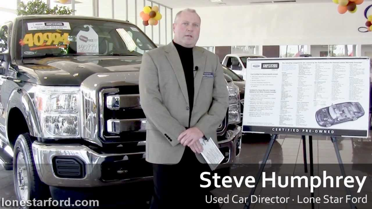 Lone Star Ford >> Lone Star Ford Houston Tx Steve Humphrey Certified Used Cars
