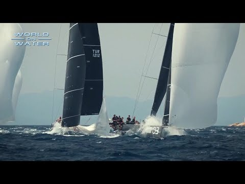 World on Water June 30 17 Global Sailing News TV. RAN, The Bridge, Bermuda SuperYachts, ETNZ more