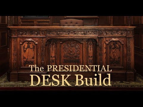 The Presidential Desk Project