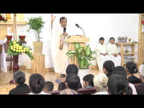 Bài giảng Lòng Thương Xót Chúa ngày 20/2/2016 - Cha Giuse Trần Đình Long