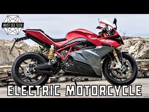 Top 10 Electric Bikes and Future Motorcycles on Sale in 2018 (Video Review)