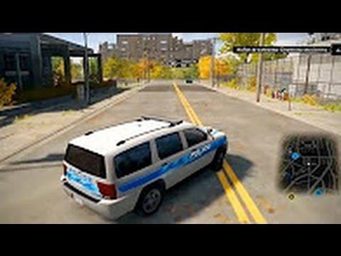 Мультфильмы про полицию  Погоня за преступниками по городу  Игра про полицейскую