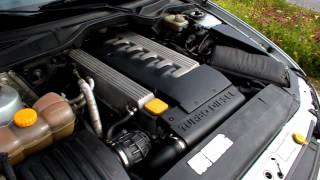 Opel Omega 2.5 TD (bmw M51 TD 25) startup and running + engine