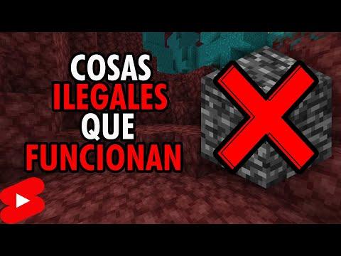 Cosas ILEGALES que FUNCIONAN en Minecraft