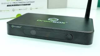 droidbox t8 s review dual boot android openelec 4k android tv box 4k