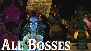Arkadian Warriors // All Bosses